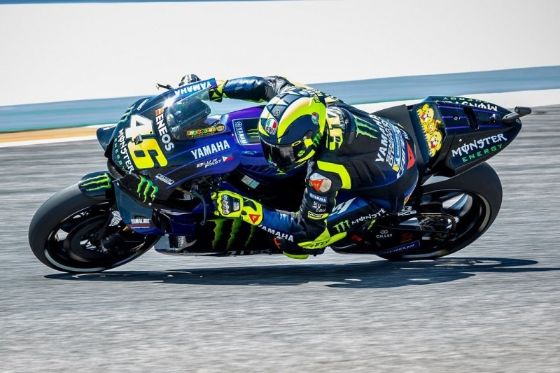 Yamaha in Le Mans: Rossi und Vinales rechnen sich große Chancen aus