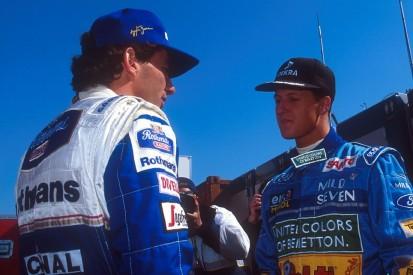 """Jean Alesi: Sennas Speed war """"beeindruckender"""" als Schumachers"""