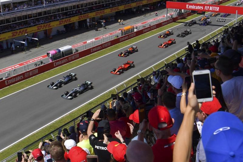 Mercedes erklärt: Darum kam Bottas beim Start schlechter weg