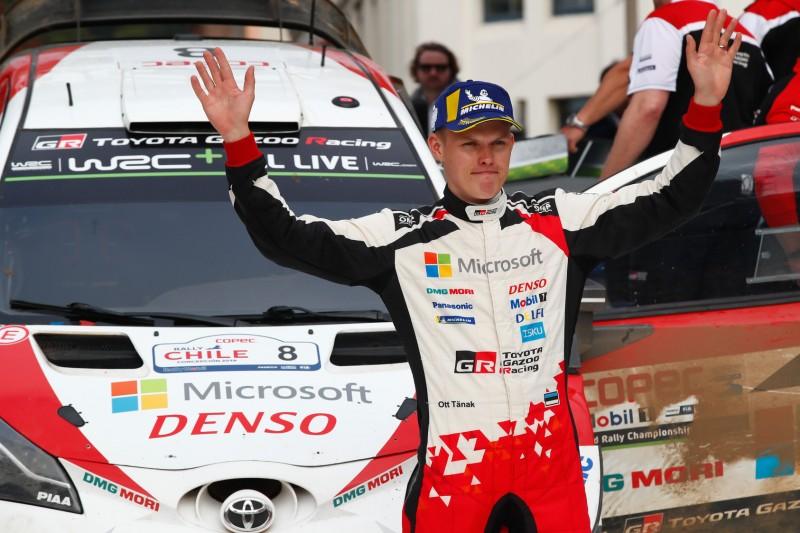 Tänak-Interview: Anpassungsfähigkeit bei der Rallye Deutschland am wichtigsten