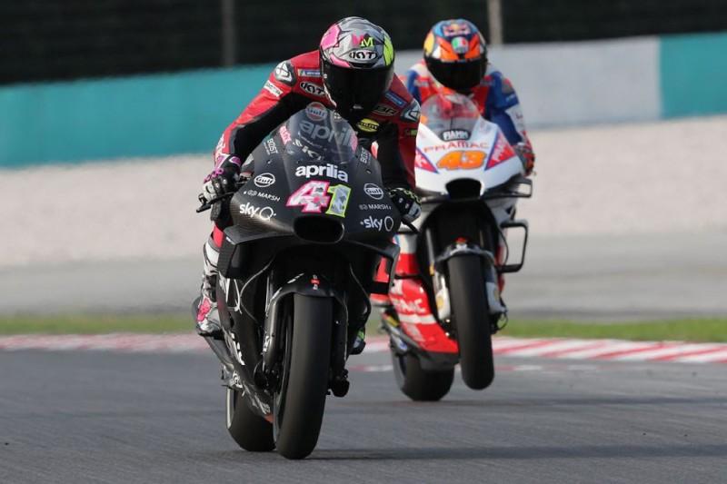 Espargaro vs. Miller: Auseinandersetzung im Flugzeug nach Jerez-Kollision