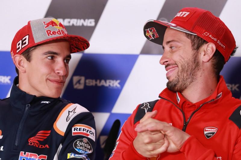 Andrea Dovizioso prophezeit: Ducati in Le Mans schneller als in Jerez