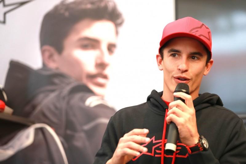 """Tabellenführer Marquez vor Le Mans vorsichtig: """"Wird spannend"""""""