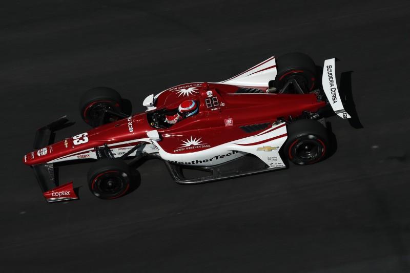 Indy 500: Jones-Bestzeit, O'Ward-Crash und Abbruch an Tag 3