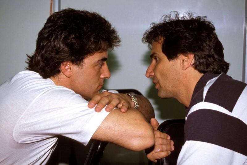 Alesi verrät: Ferrari-Vertrag von Piquet ausgehandelt
