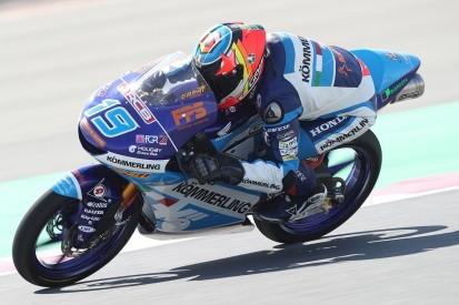 Moto3 Le Mans FT1: Gabriel Rodrigo mit knapper Bestzeit