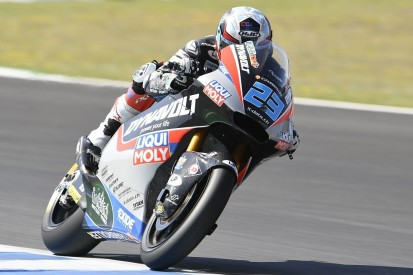 Moto2 Le Mans FT1: Marcel Schrötter Zweiter hinter Andrea Locatelli