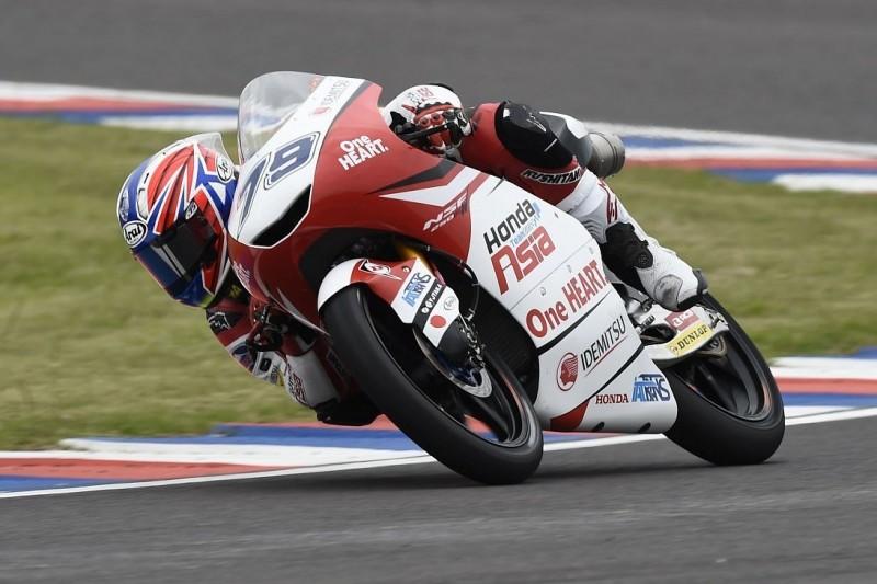 Moto3 Le Mans FT2: Ai Ogura fährt Bestzeit, zahlreiche Fahrer stürzen