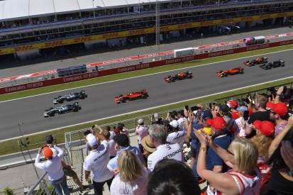 Hamilton erklärt: So kompliziert ist ein Formel-1-Start