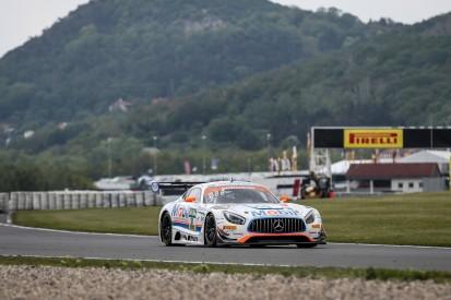 GT-Masters in Most: Mercedes-AMG startet mit Bestzeit