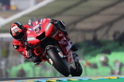 Kritik an Reifen und Randsteinen: Viele Stürze am MotoGP-Freitag in Le Mans
