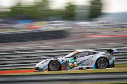 GT-Masters in Most: Tagesbestzeit für Corvette-Pilot Kirchhöfer