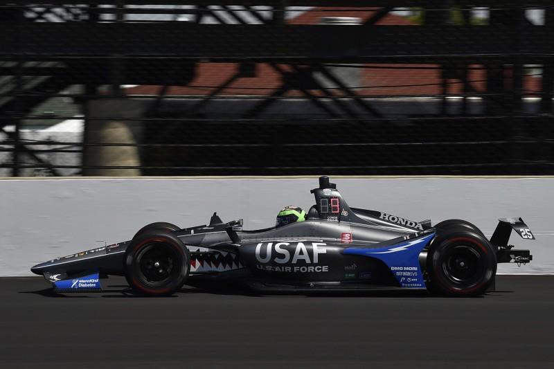 "Indy 500: Conor Daly und Co. knacken 230-Meilen-Marke am ""Fast Friday"""