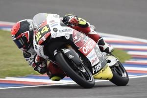 Moto3 Le Mans FT3: Tatsuki Suzuki im Nassen Schnellster