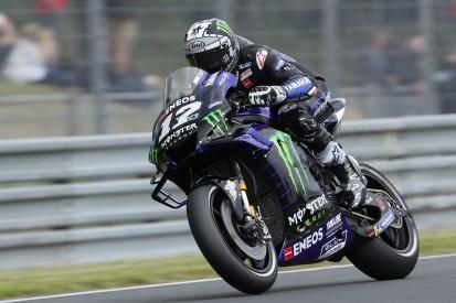 MotoGP Le Mans FT3: Vinales mit Regen-Bestzeit, Rossi und Rins in Q1