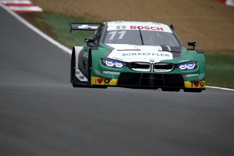 DTM-Qualifying Zolder 1: Wittmann besiegt Rast im Pole-Duell