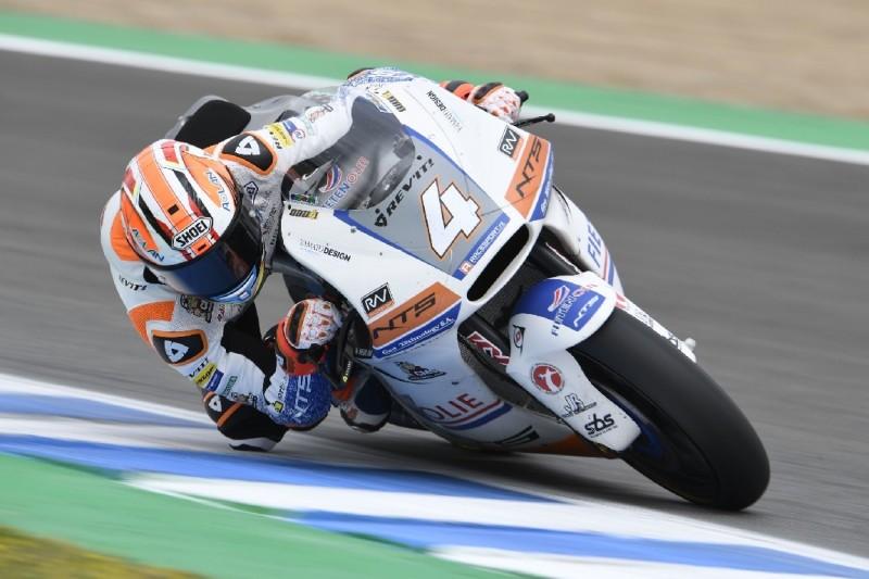 Moto2 Le Mans FT3: Odendaal überraschend vorn, Öttl auf P5