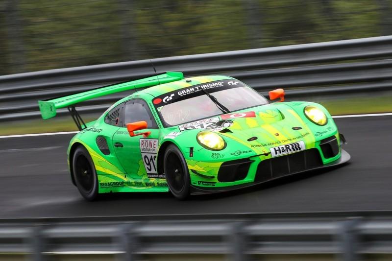 BoP 24h-Qualifikationsrennen 2019: Porsche und Audi schwerer