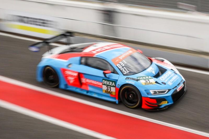 GT-Masters: Erste Pole-Position für Audi-Pilot Niederhauser