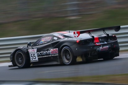 24h-Qualirennen: Ferrari-Bestzeit im Freien Training - Manthey crasht