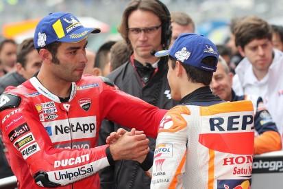 In Lauerstellung: Ducati will Marc Marquez unter Druck setzen