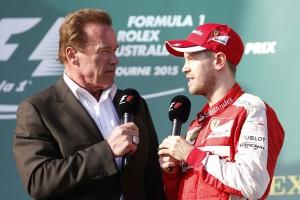 "Sebastian Vettel: Manche Promis waren ""eine Enttäuschung"""