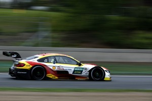DTM-Qualifying Zolder 2: Sensations-Pole für BMW-Rookie van der Linde