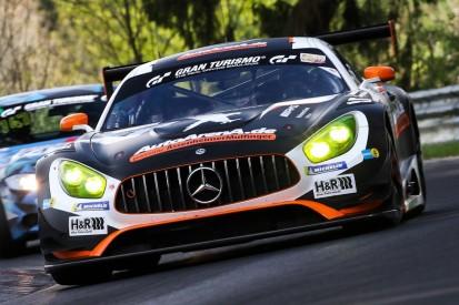 24h-Qualirennen: Regen-Pole für Mercedes-AMG