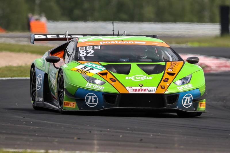 GT-Masters: Premieren-Pole für Lamborghini-Fahrer Perera