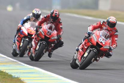 Keine Ducati-Teamorder: Dovizioso froh, dass es nicht wie in der Formel 1 ist