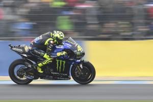 Valentino Rossi verpasst erhofften Podestplatz und klagt