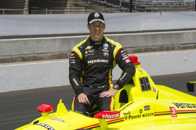 Indy 500: Pole-Position für Simon Pagenaud nach Top-9-Shootout
