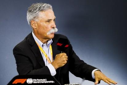 Video: Formel-1-Chef Carey begründet Zandvoort-Vertrag