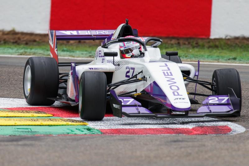 Dank Formel 2 & Co.: Kein Platz für W-Series im Formel-1-Rahmen