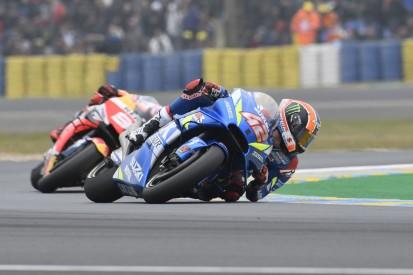 Schadensbegrenzung bei Suzuki: Warum Rins in Le Mans hinterherfuhr