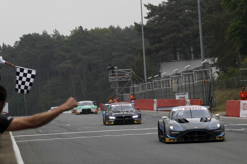 Marken-Punkte für tollen sechsten Platz gestrichen: Aston Martin in Motorennot