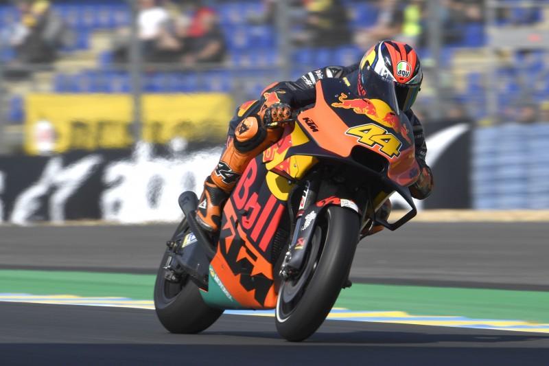 P6 im Trockenen: Pol Espargaro lässt KTM jubeln und warnt Gegner