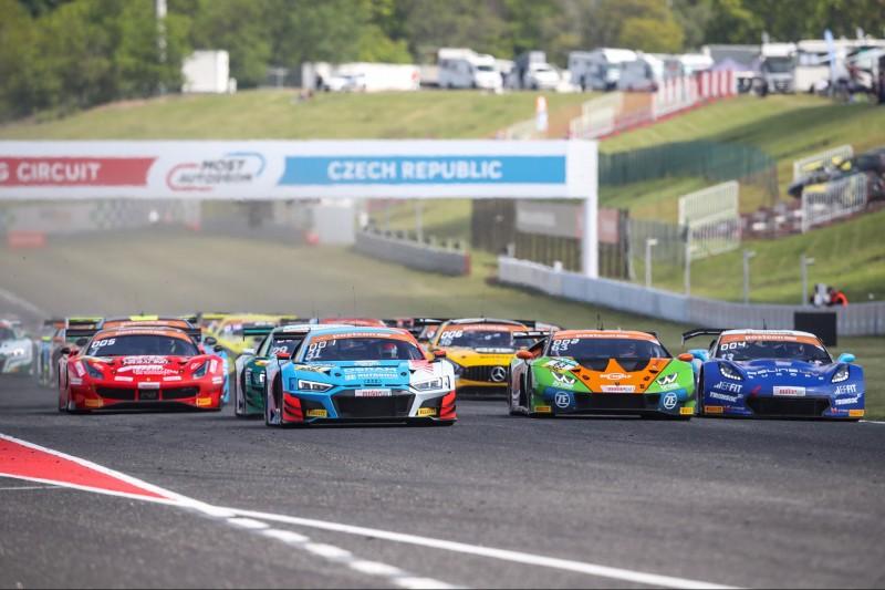GT-Masters: Audi-Duo Niederhauser/van der Linde feiert in Most Premierensieg