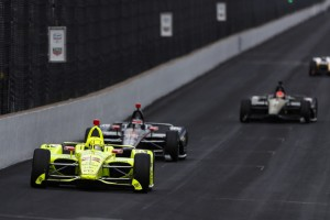 Indy 500: Polesetter Pagenaud führt belebtes Montagstraining an