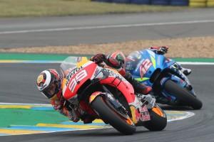 "Jorge Lorenzo in Le Mans Elfter: ""Wir kommen näher"""
