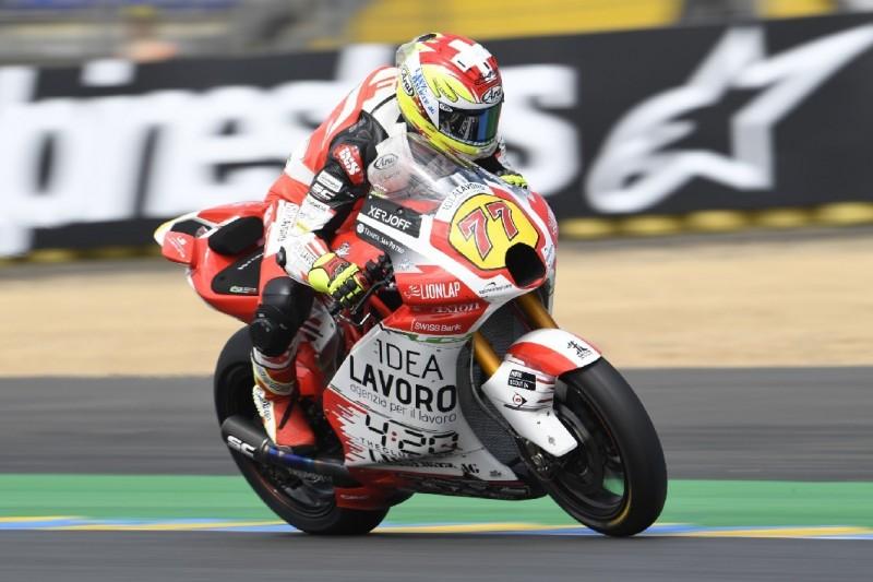 Benzin-Pleite in Le Mans: Aegerter auf letzter Runde ausgebremst