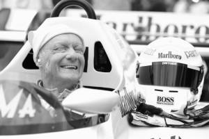 Porträt Niki Lauda: Legenden leben länger