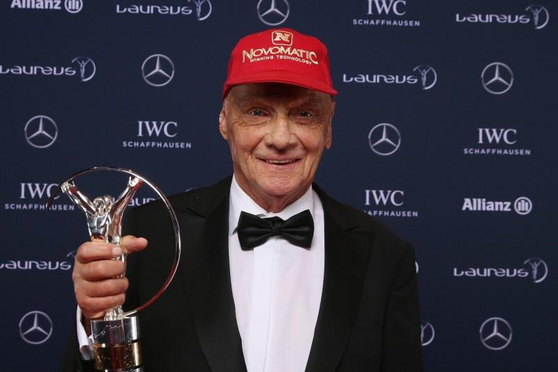 """Niki Laudas legendäres """"Kapperl"""": Markenzeichen und Goldgrube"""