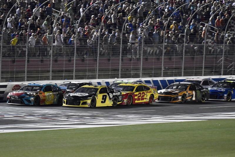 NASCAR-Serie: Die 600 Meilen von Charlotte auf dem Prüfstand
