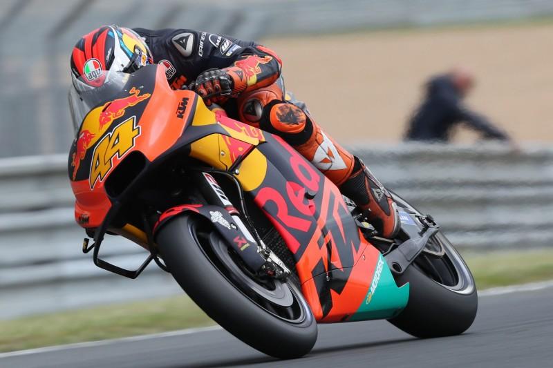 """Stefan Bradl warnt KTM: """"Dürfen dieses eine Rennen nicht überbewerten"""""""