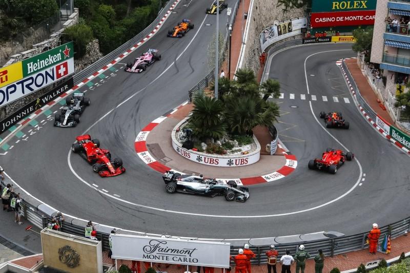 TV-Übertragung F1 Monaco: Übersicht, Zeitplan & Live-Streams