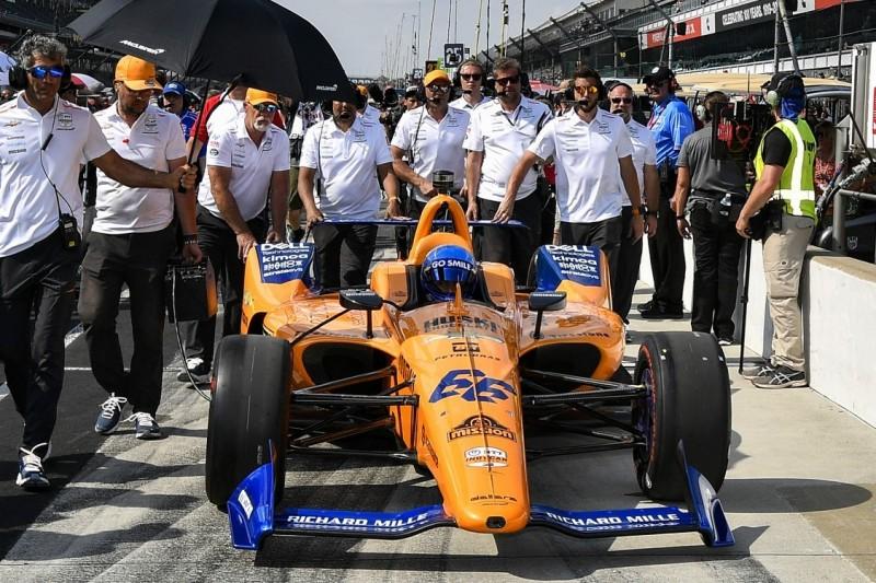Chaotische Vorbereitung: Wie McLaren und Alonso in Indianapolis scheiterten