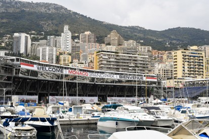 Formel-1-Wetter: Tristes Grau im glamourösen Monaco