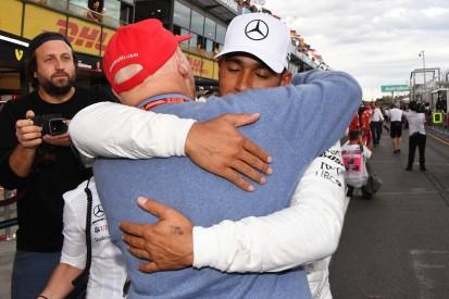 Trauer um Freund Niki Lauda: Lewis Hamilton fehlt bei FIA-PK
