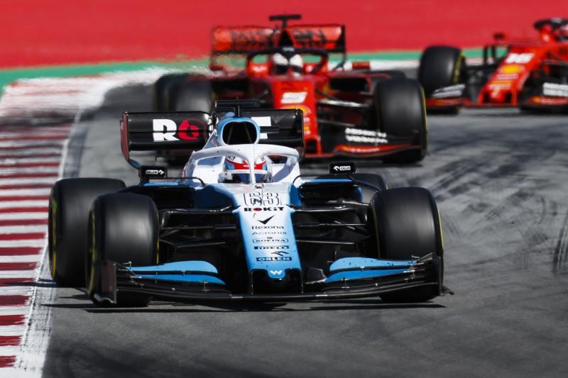Herausforderung Rückspiegel: Williams in Monaco besonders gefordert